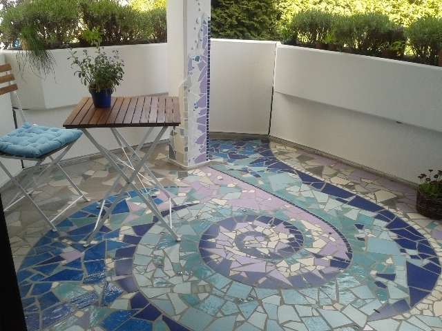 Mosaik Privathaus