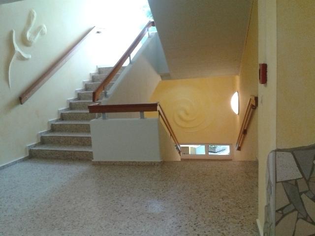 Wandgestaltung im Hermann-Keiner-Haus